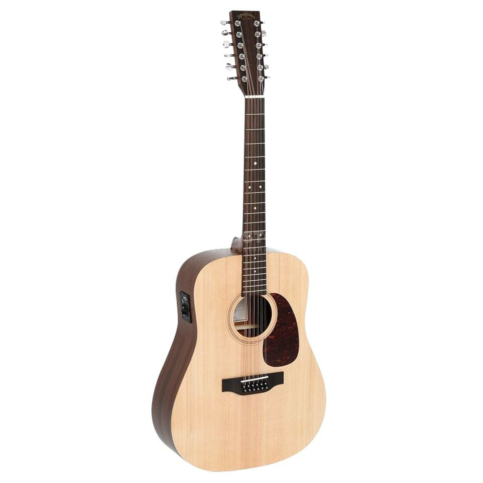 Sigma Guitars DM12E 12-String Natural Satin Produktbild
