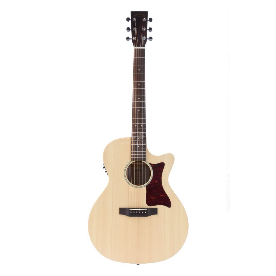 Sigma Guitars GMC-STE Natural Produktbild