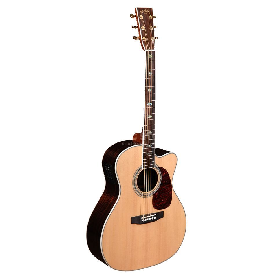 Sigma Guitars JRC-40E Natural Produktbild