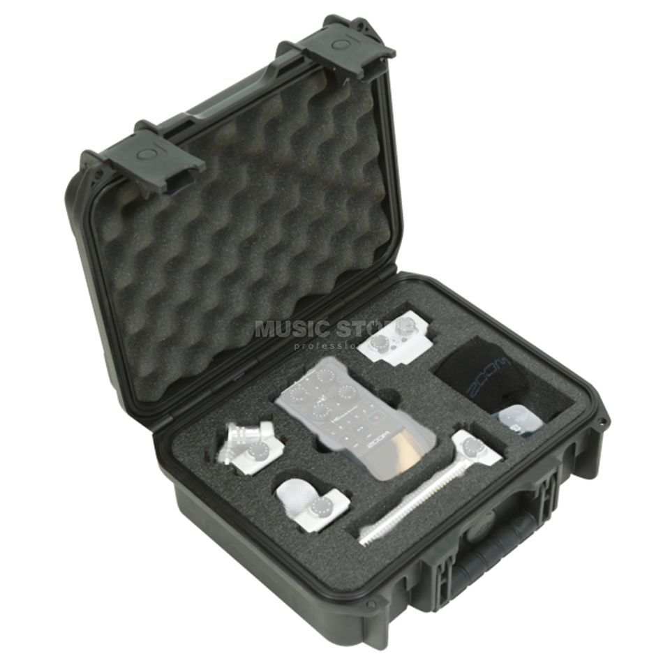 SKB iSeries Case Zoom H6 Broadcast Recorder Kit Produktbild