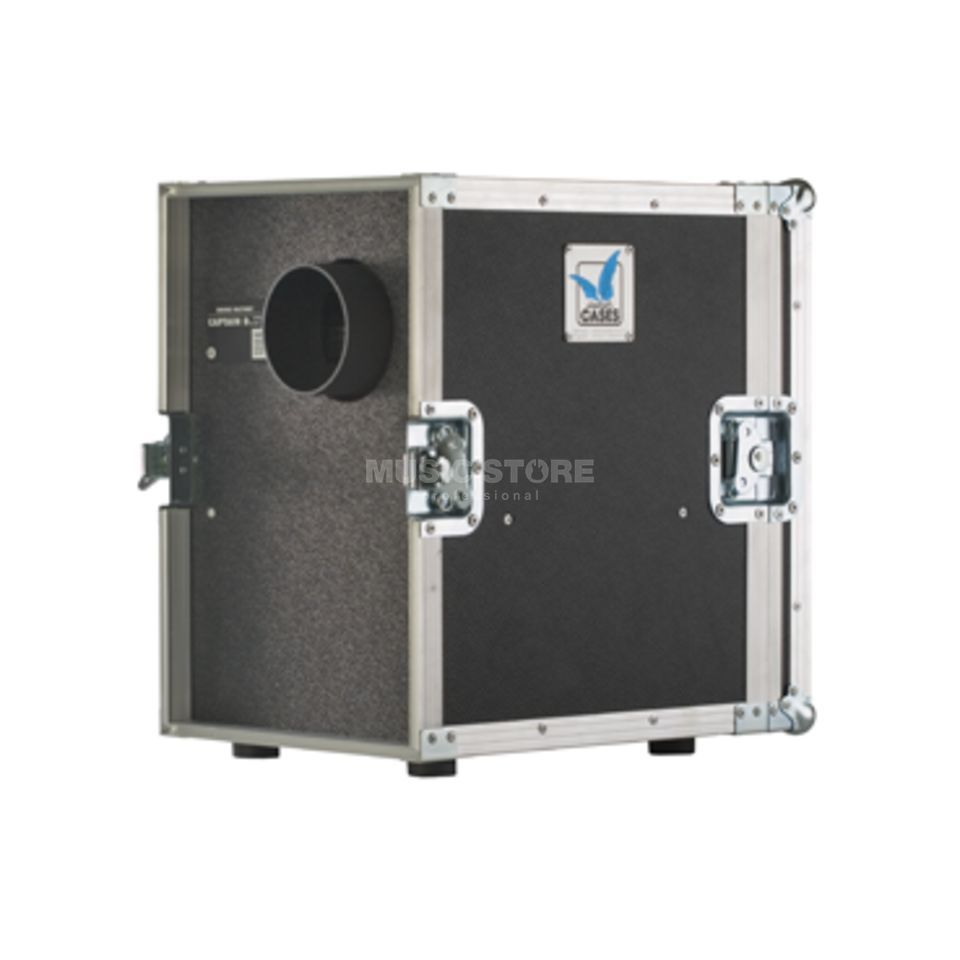 Smoke Factory Enterprise TC4 Fog Machine, incl.  Case Produktbillede