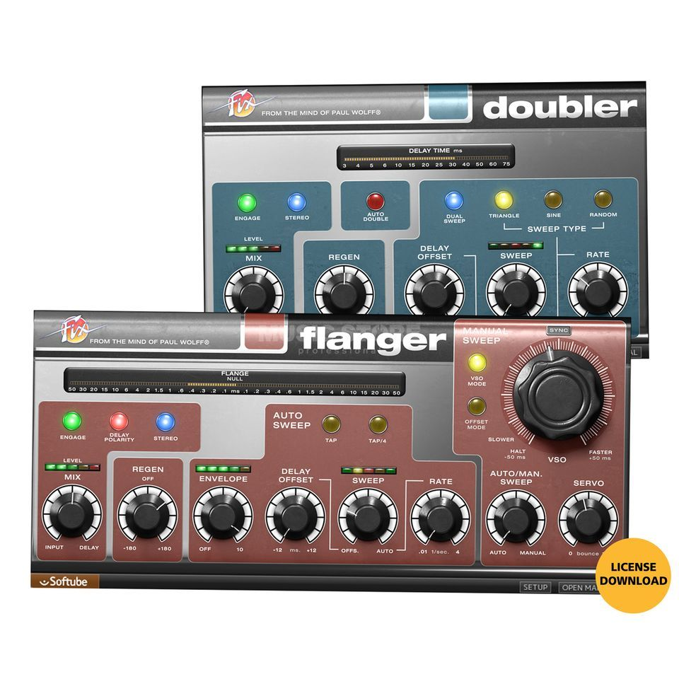 Softube Fix Flanger and Doubler Produktbild
