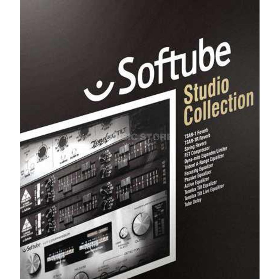 Softube Studio Collection Produktbild