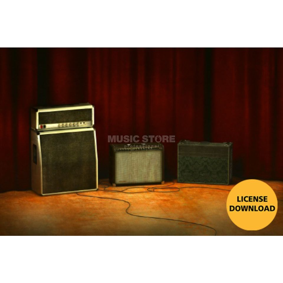 Softube Vintage Amp Room (DOWNLOAD) Produktbild