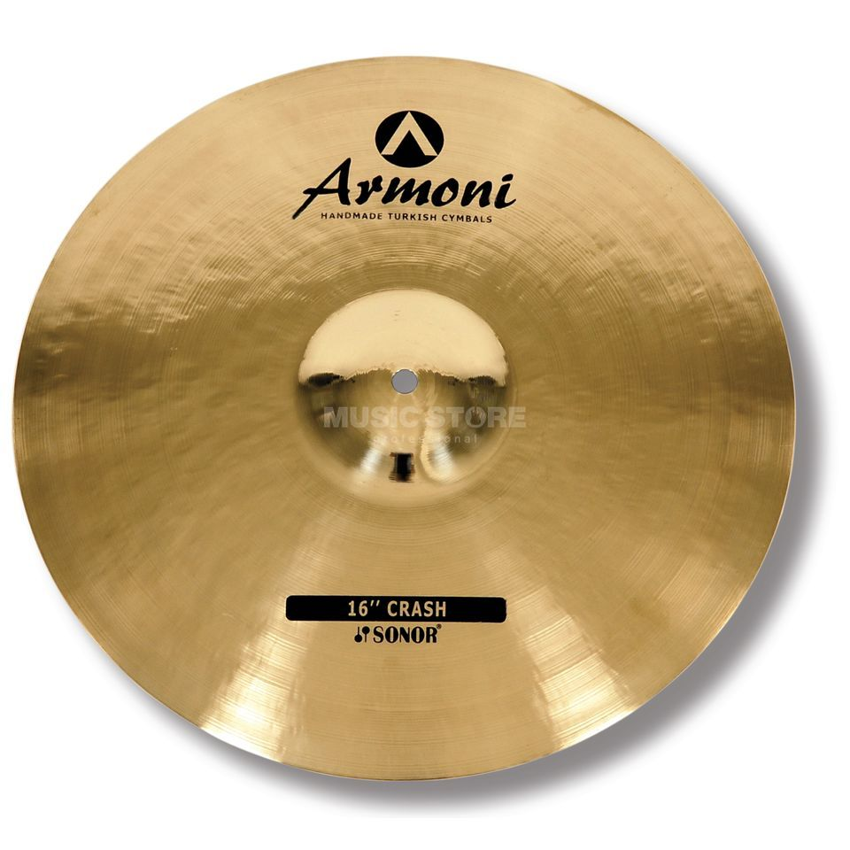 "Sonor Armoni Crash 16""  Produktbild"