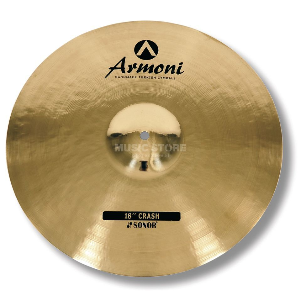 "Sonor Armoni Crash 18""  Produktbild"