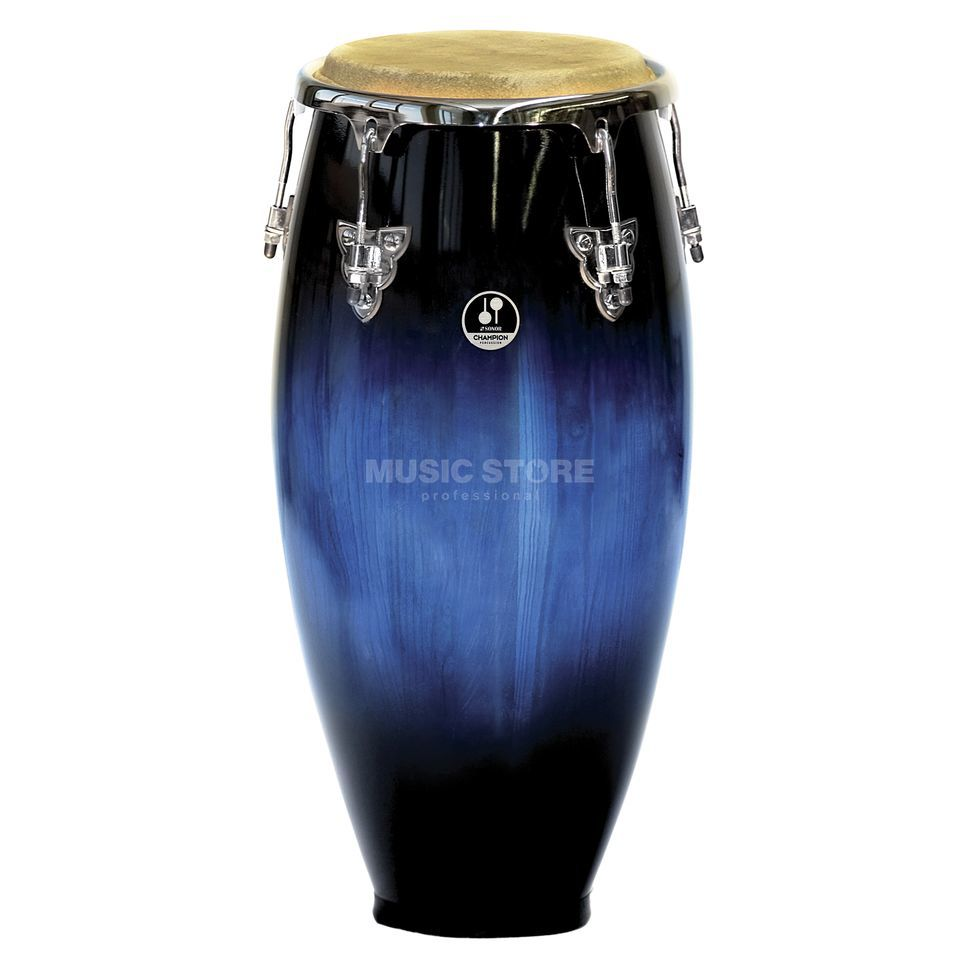 "Sonor Champion Conga CR10BBHG 10"" Requinto, Blueburst Produktbild"