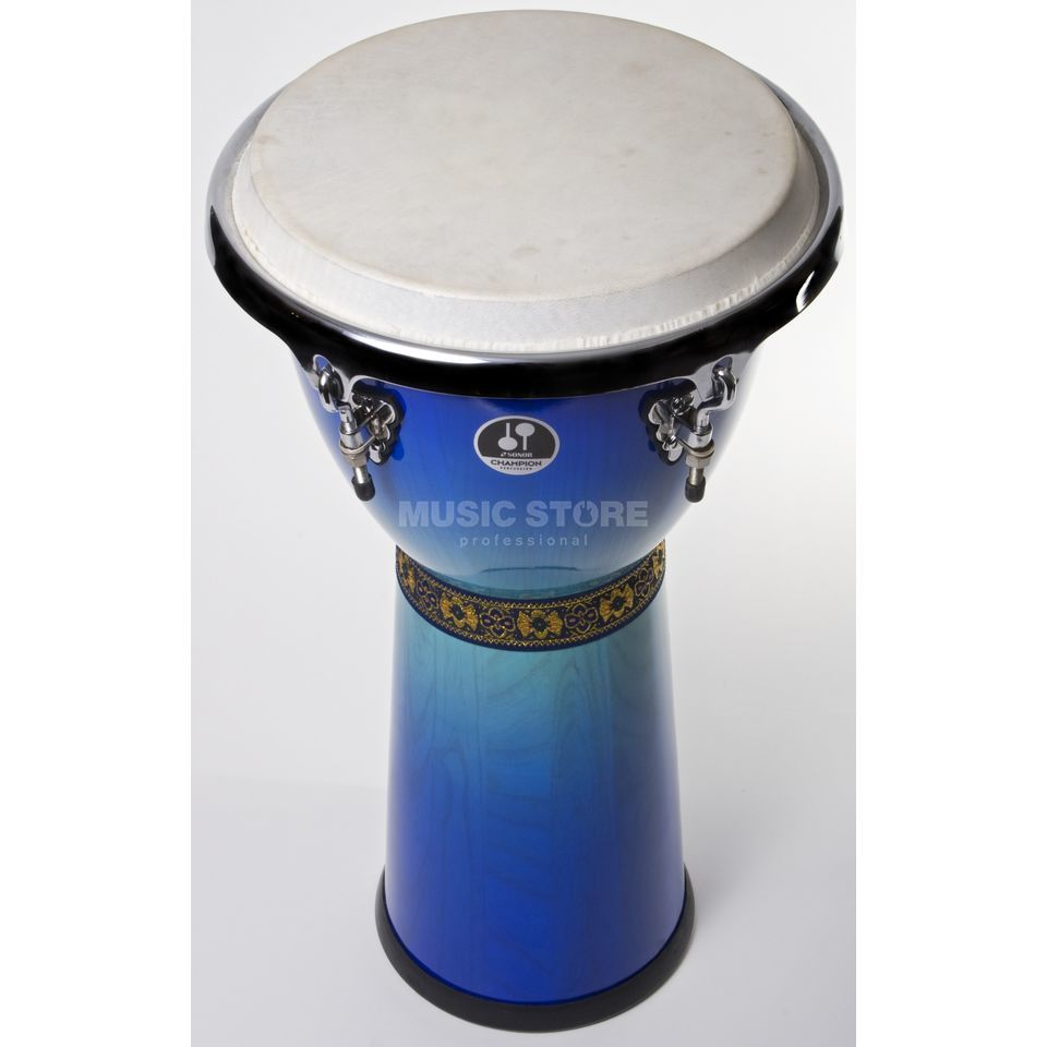 "Sonor Champion Djembe CD12BBHG 12"", Blueburst Produktbild"