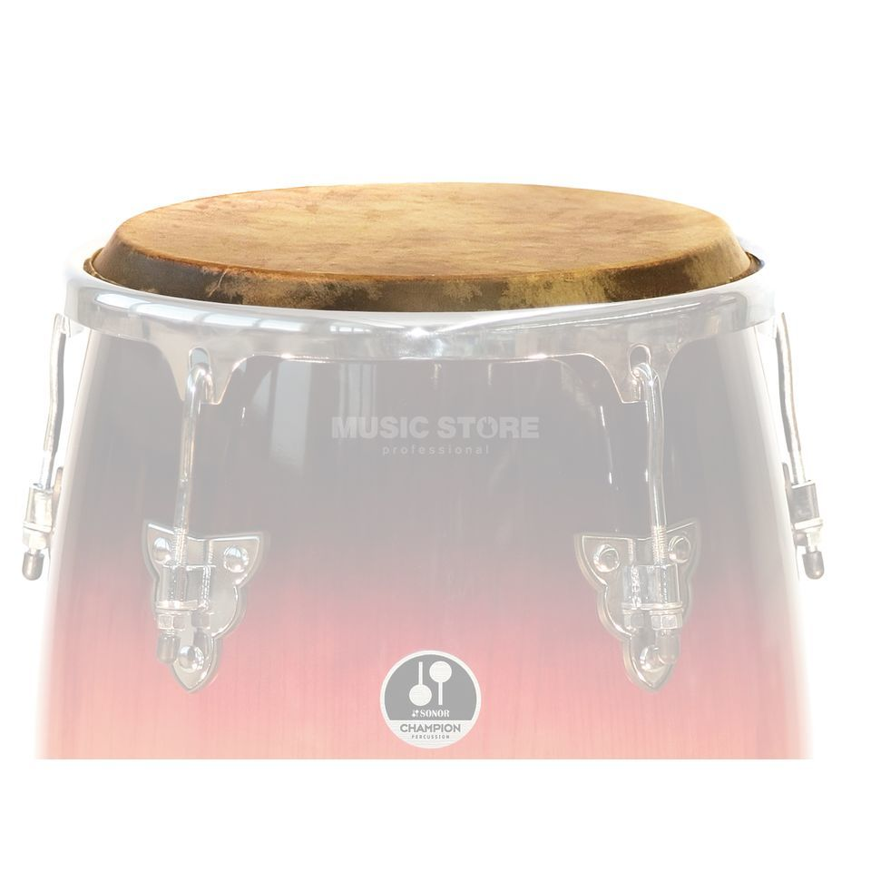 "Sonor Djembe Head CHHD12Z, 12"", for Champion Djembes Produktbillede"