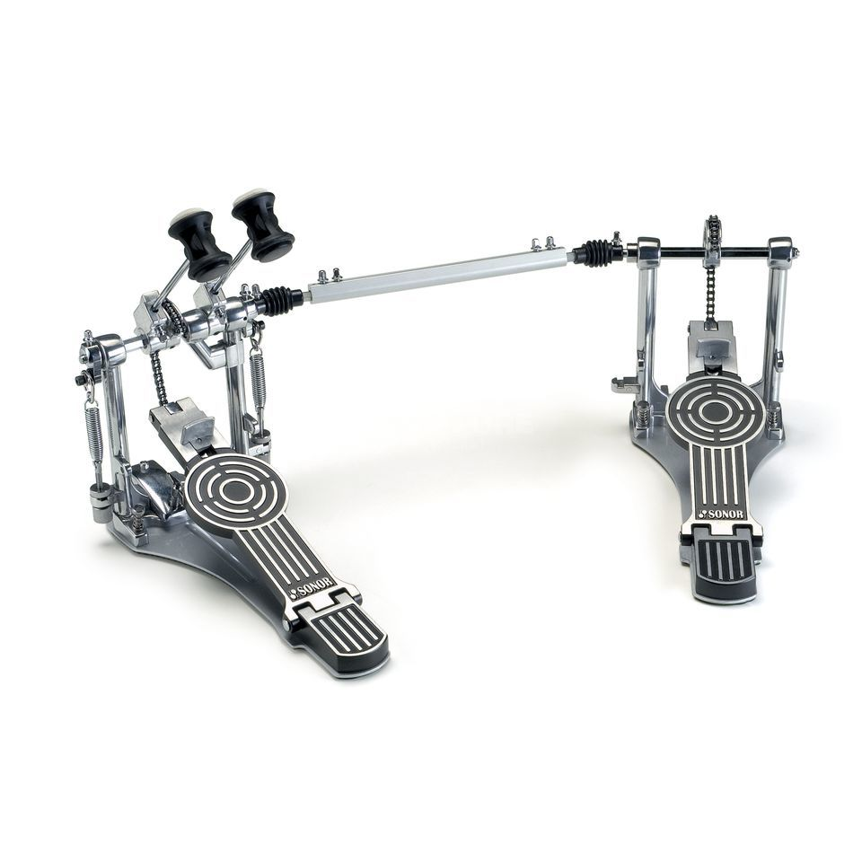 Sonor DP472L Double Pedal, left hand version Product Image