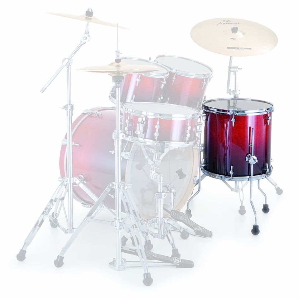 "Sonor Essential Force FloorTom, 16""x16"", Amber Fade #41 Produktbild"
