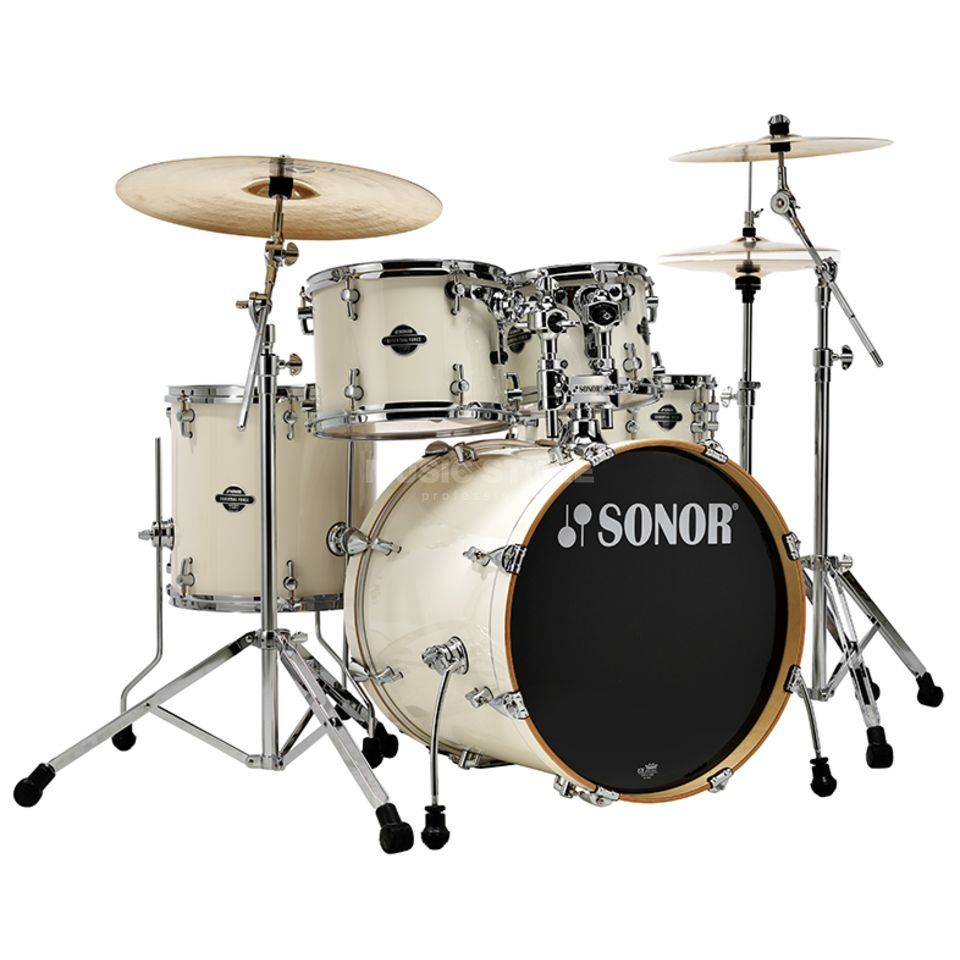 Sonor Essential Force Studio, Creme White #33 Produktbild