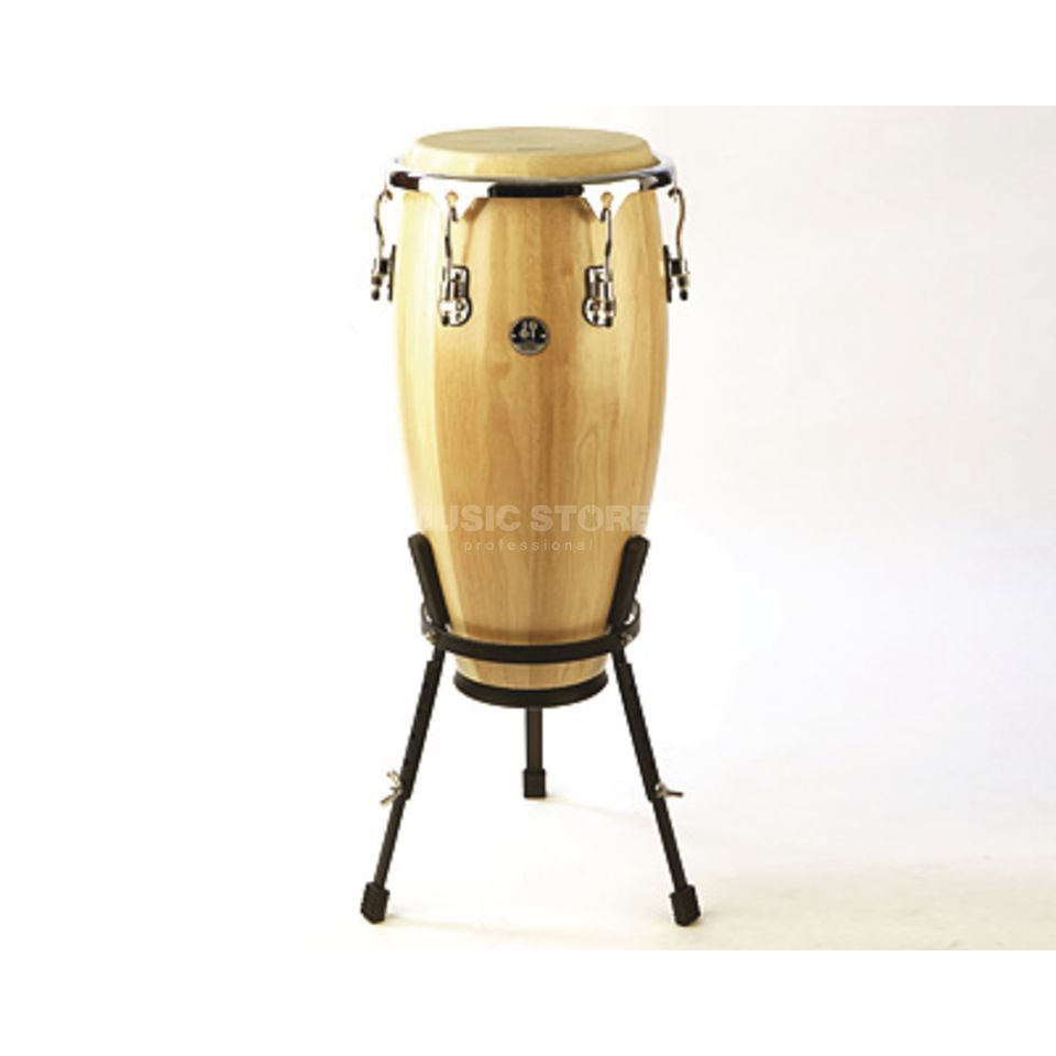 "Sonor Global Conga GTW1250NM 12 1/2"" Tumba, Natural Matte Product Image"