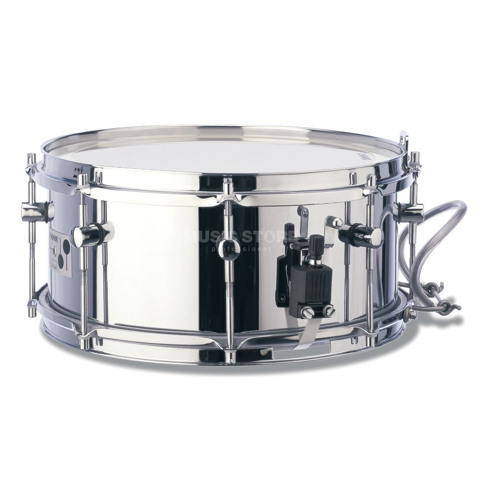 "Sonor Marching Snare MB455M, 14""x5,5"", serie B-Line, acero Imagen del producto"