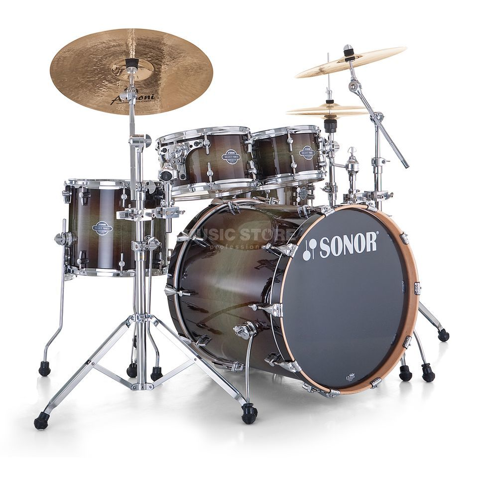 Sonor Select Force Stage 3, Dark Forest Burst #23 Produktbild