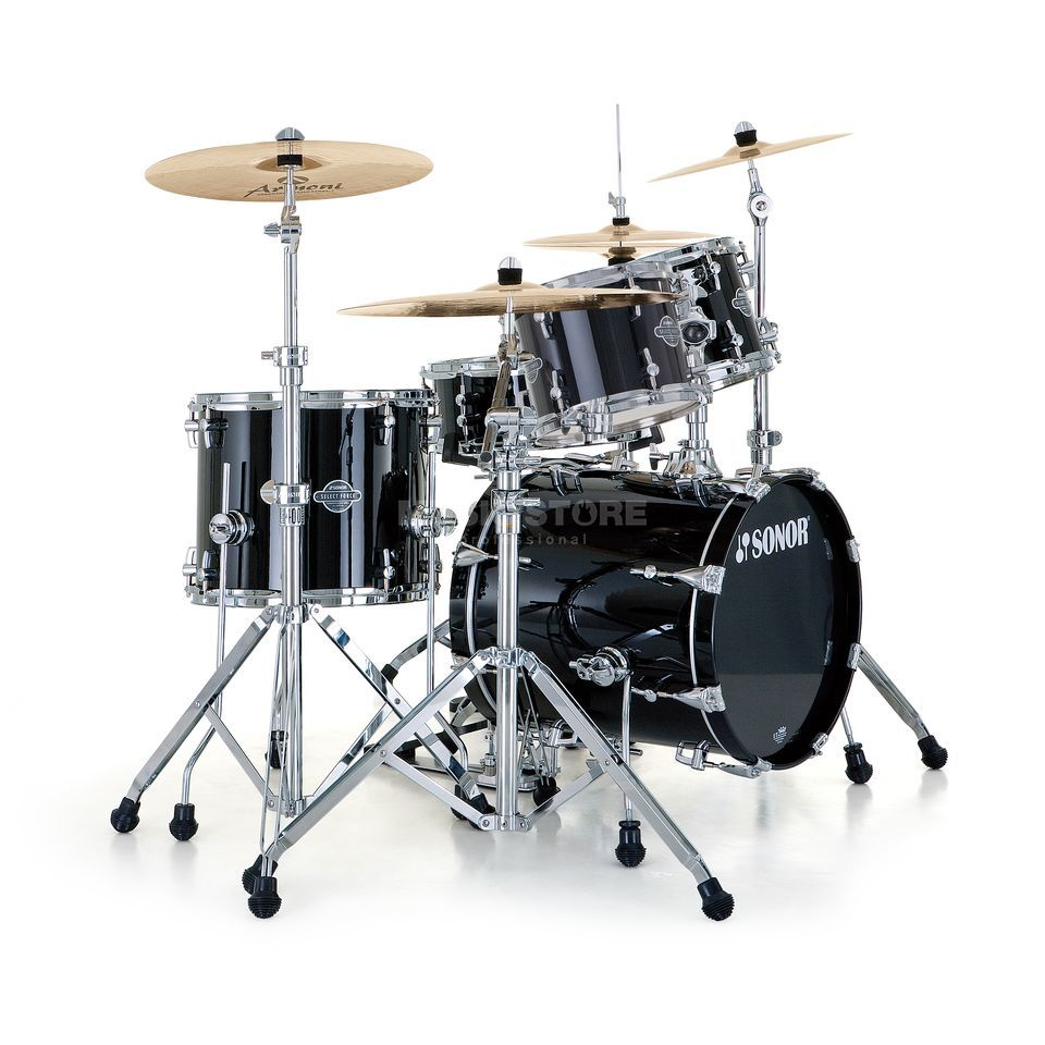Sonor Select Force Stage 3, Piano Black #40 Produktbild