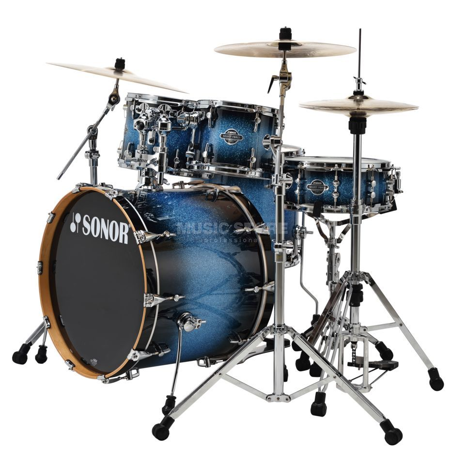 Sonor Select Force Stage S Drive, Blue Galaxy Sparkle #34 Produktbild