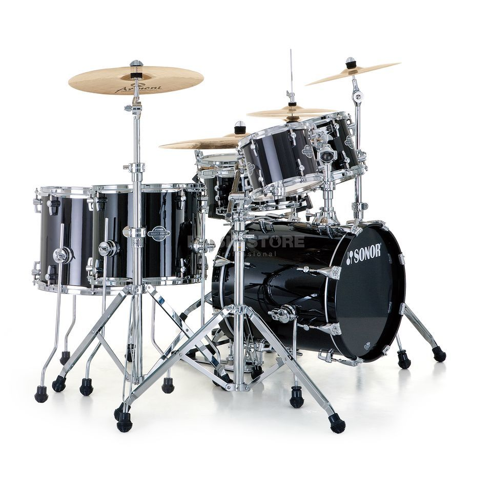 Sonor Select Force Stage S Drive, Piano Black #40 Produktbild