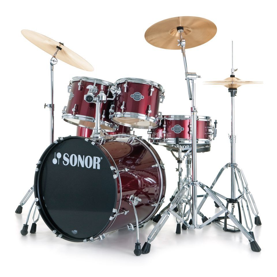 Sonor Smart Force Xtend Studio, Wine Red #12 Product Image