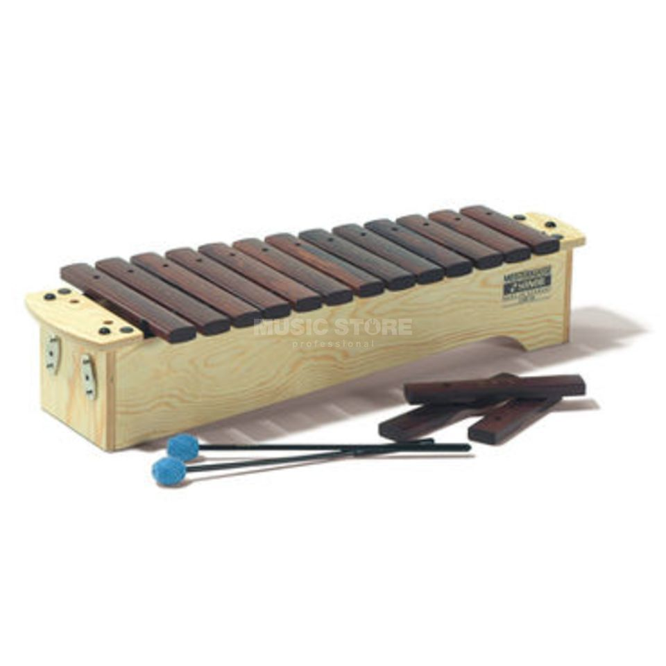 Sonor Soprano Xylophone SKX 10, c2-a3, incl.  Beater, C-DUR Produktbillede