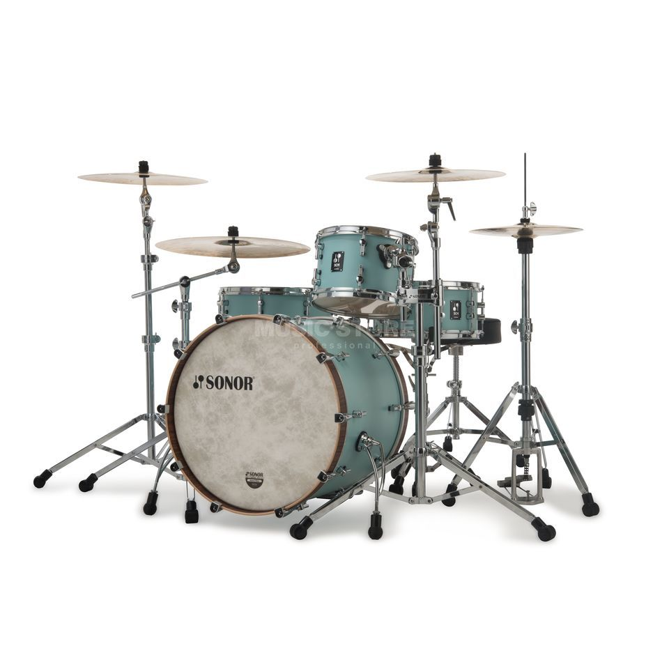 Sonor SQ1 322 Shell Set Cruiser Blue #CRB Product Image