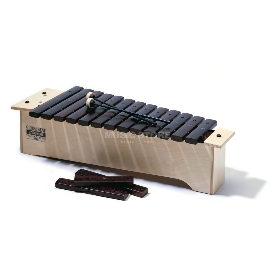 Sonor SX GB Xylophone Global Beat Soprano Product Image