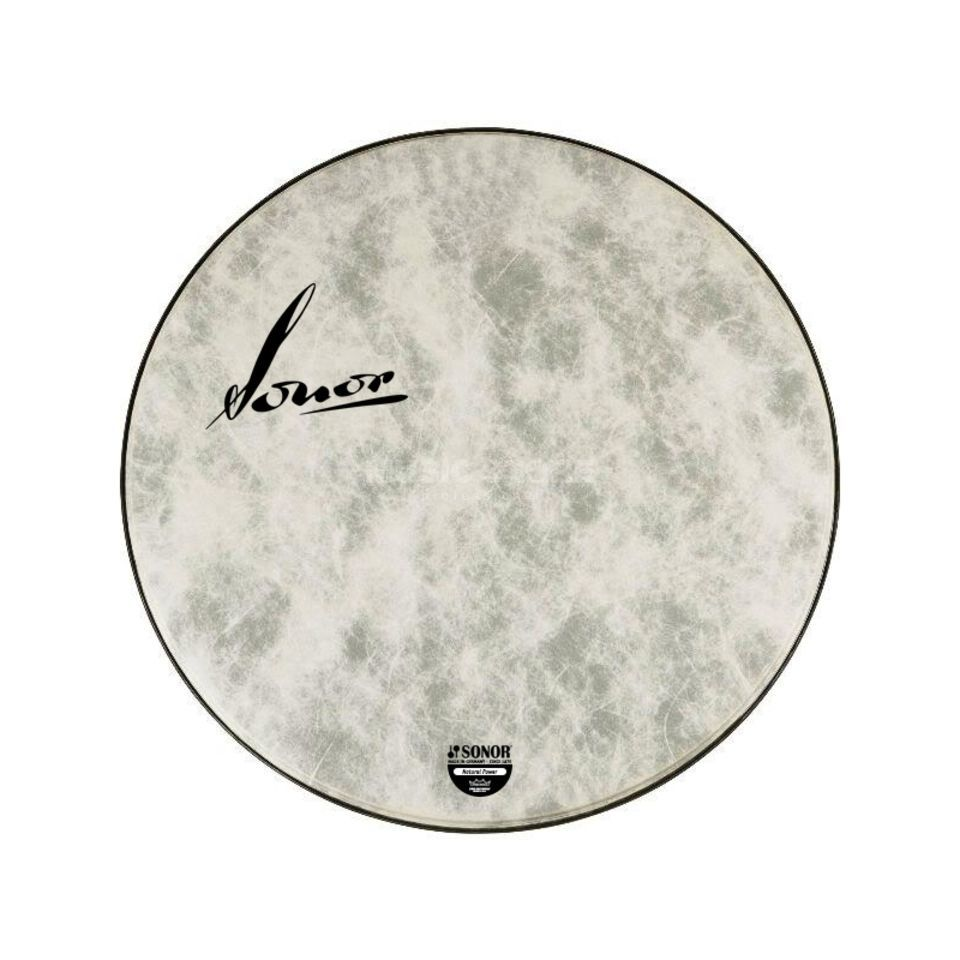 "Sonor Vintage Natural Power 18"", BassDrum Reso Produktbild"