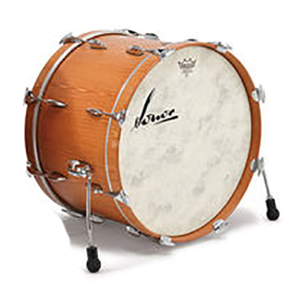 "Sonor Vintage Series BassDrum 22""x14"", Vintage Natural Product Image"