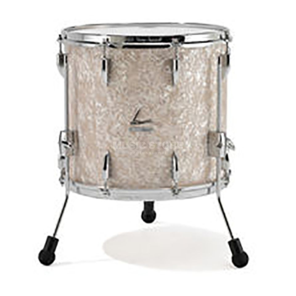 Sonor vintage series floortom 16 x14 vintage pearl for 16x14 floor tom