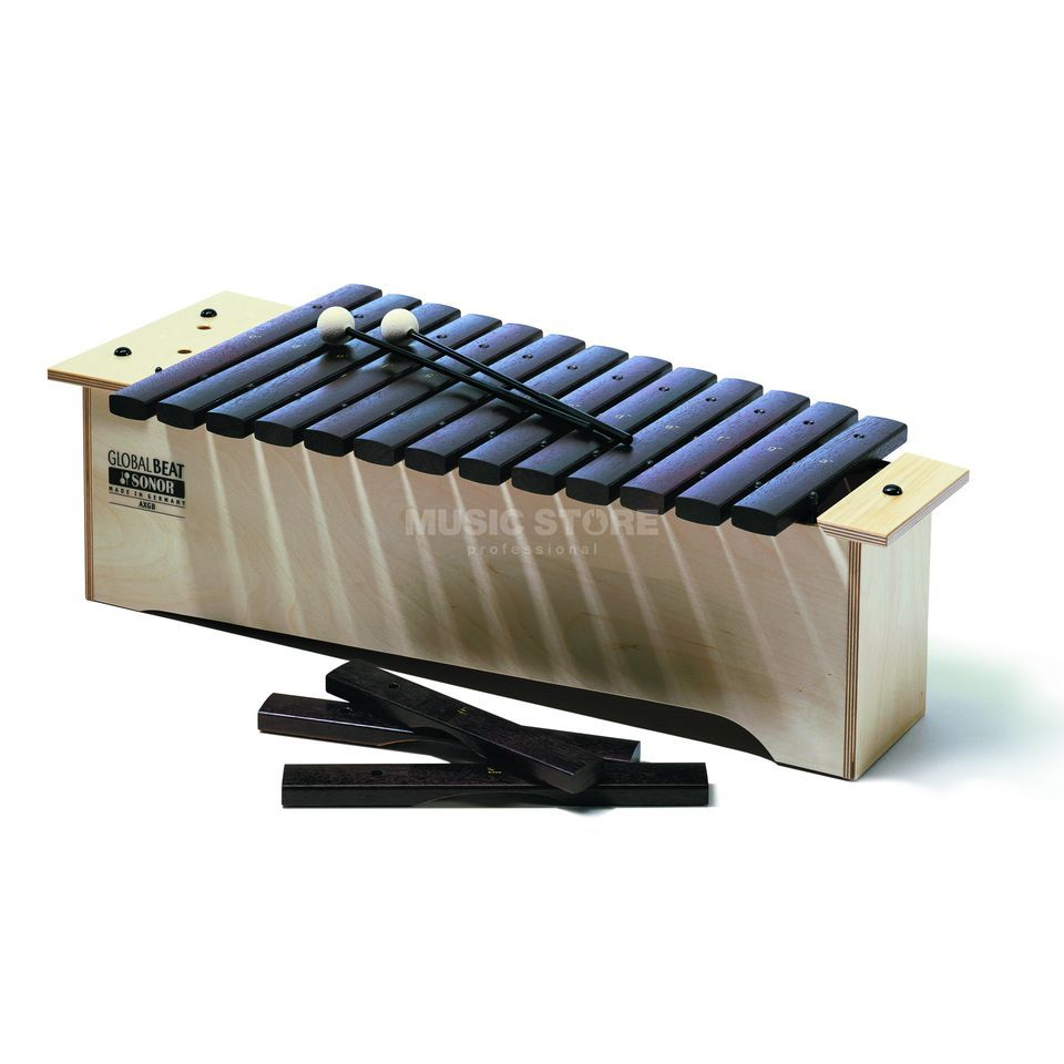 Sonor Xylophone Global Beat AX GB, Alt Produktbillede