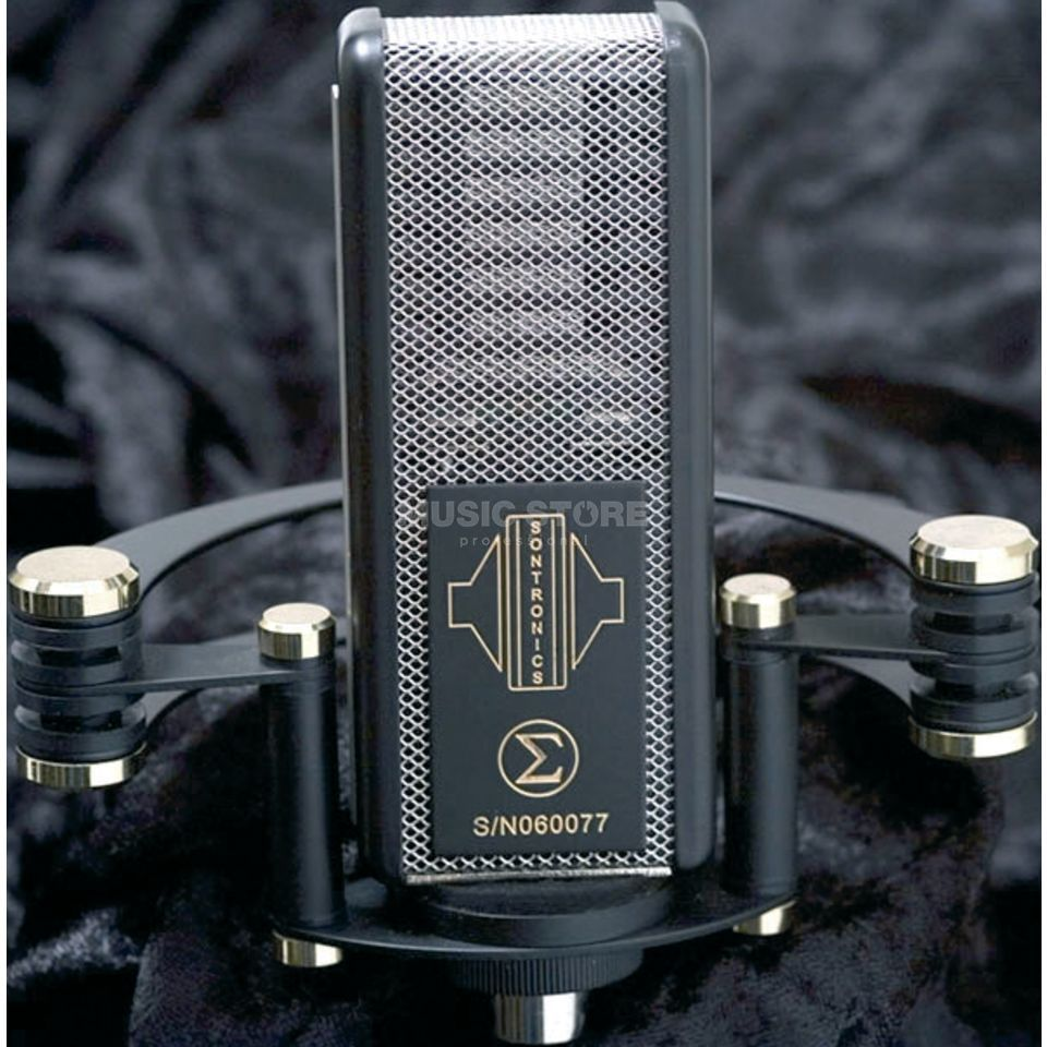 Sontronics Sigma Ribbon Microphone    Produktbillede
