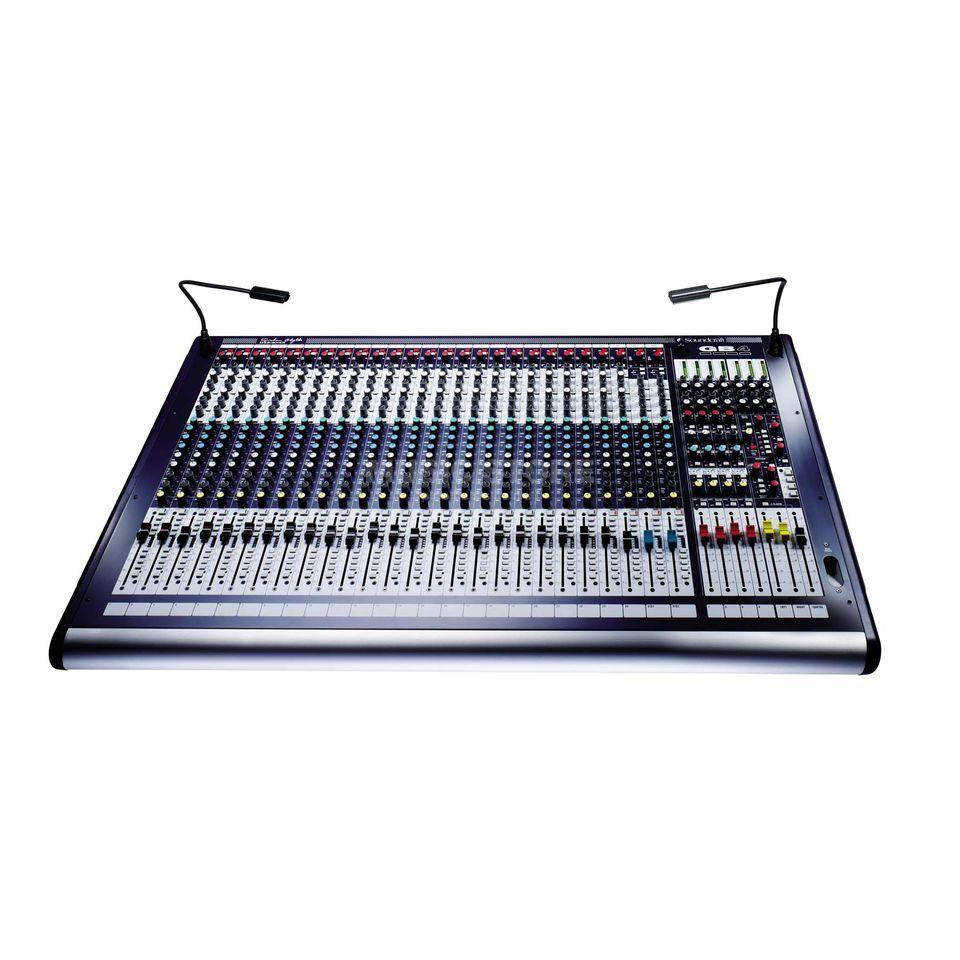 Soundcraft GB4 24+2 Live Mixer Produktbillede
