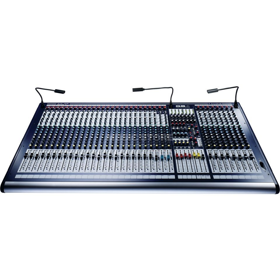 Soundcraft GB4 32+2 Live Mixer Produktbild