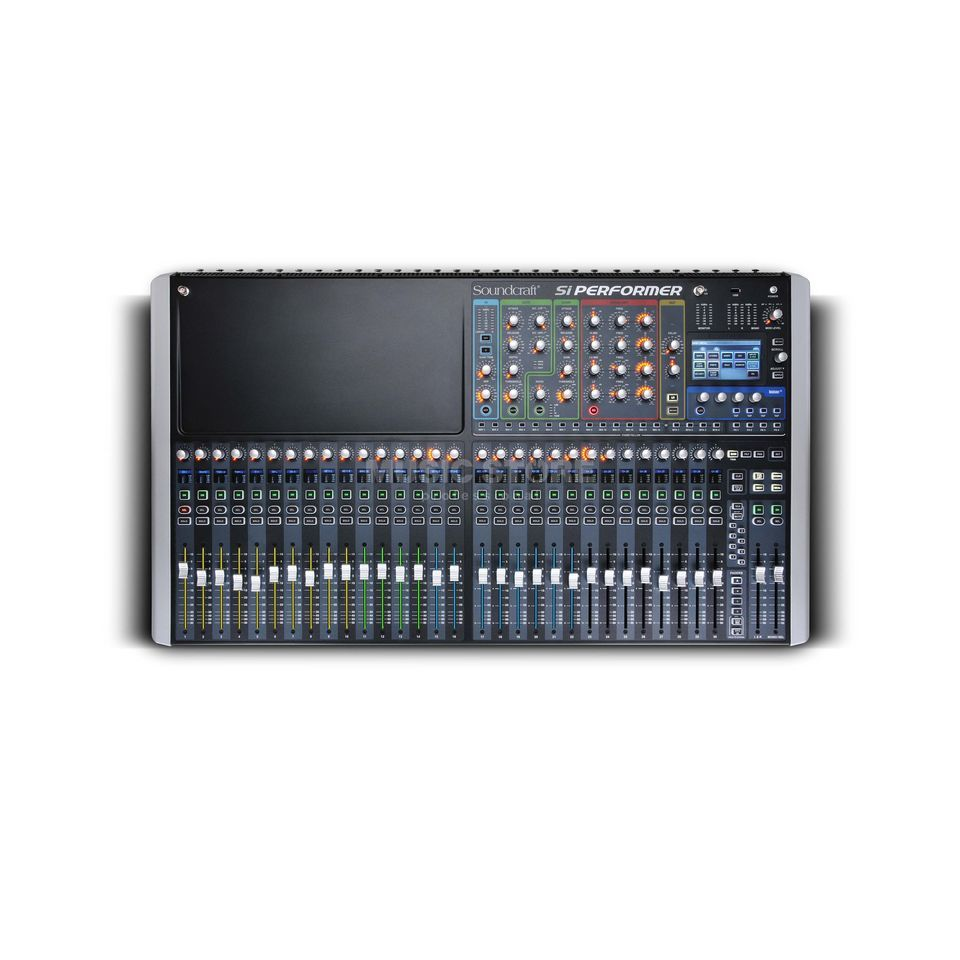 Soundcraft Si Performer 3 mit DMX512 Port, 32 Fader Produktbild