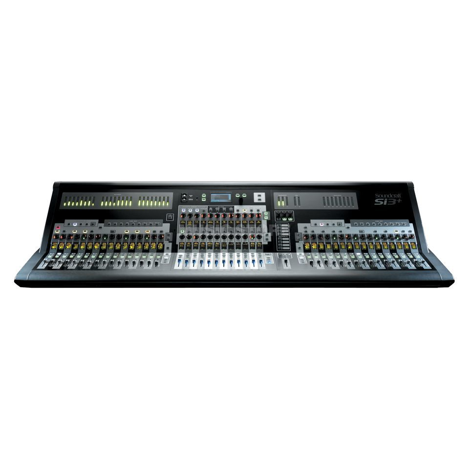 Soundcraft Si3+ Digital Mixer 64x - Mic Inputs, 32x - Line Outs Produktbillede