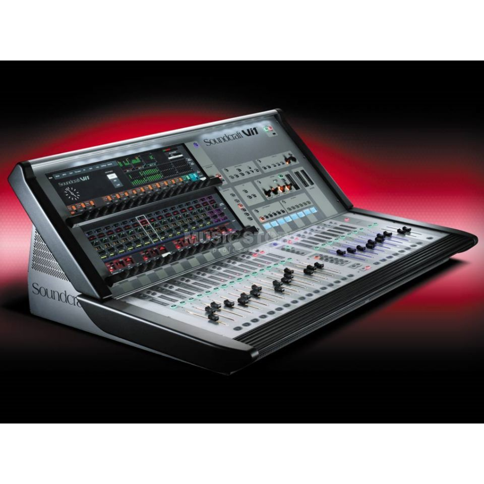 Soundcraft Vi1 digital mixing system Produktbillede