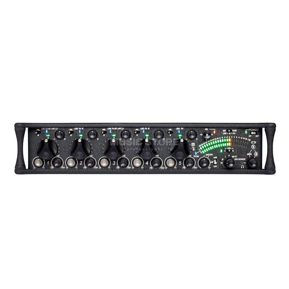 Sounddevices 552 5-Channel Stereo Recorder Produktbillede