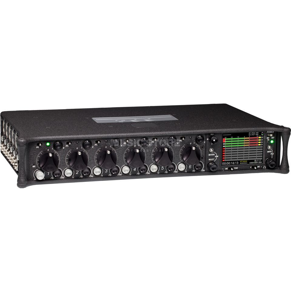 Sounddevices 664 Field Production Mixer Produktbillede