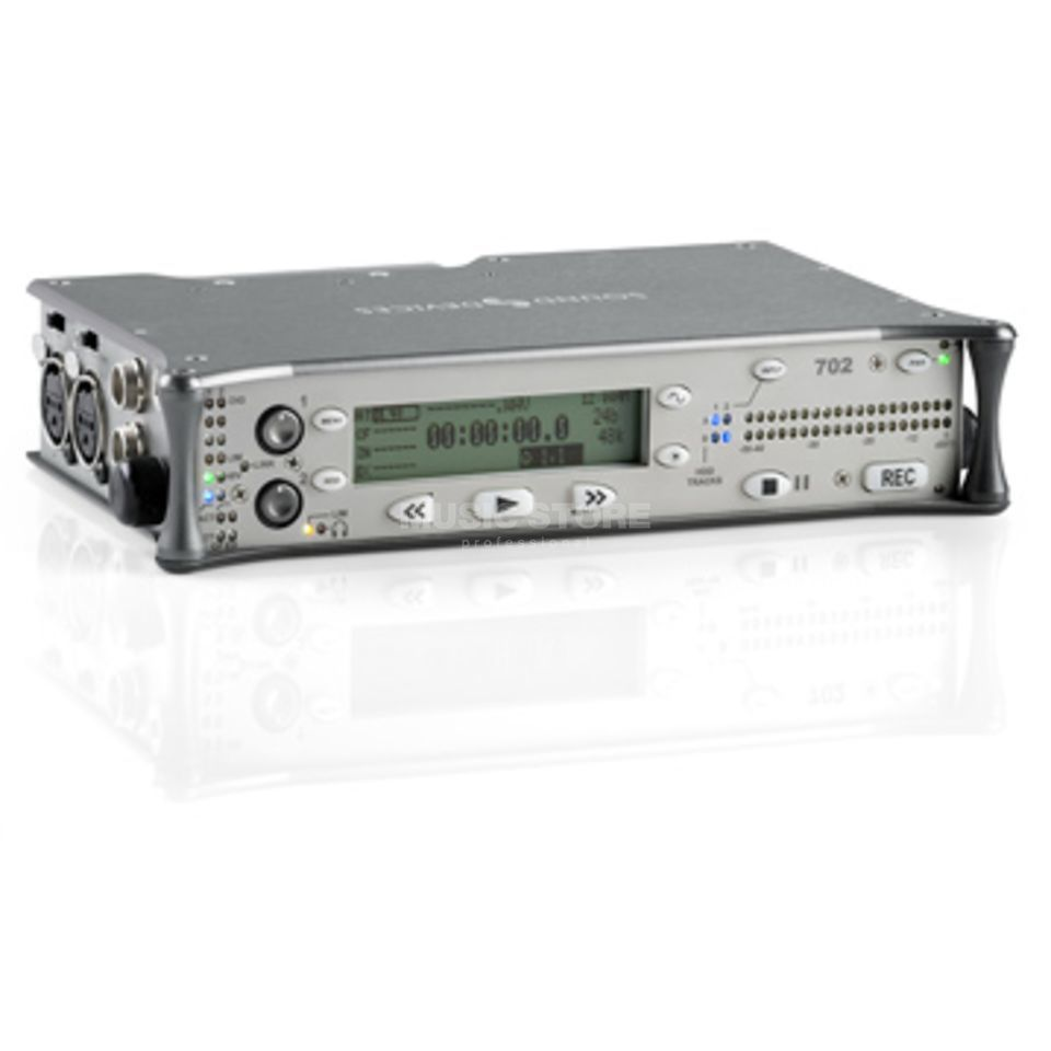 Sounddevices 702 2-Channel Flash Card Recorder Produktbillede