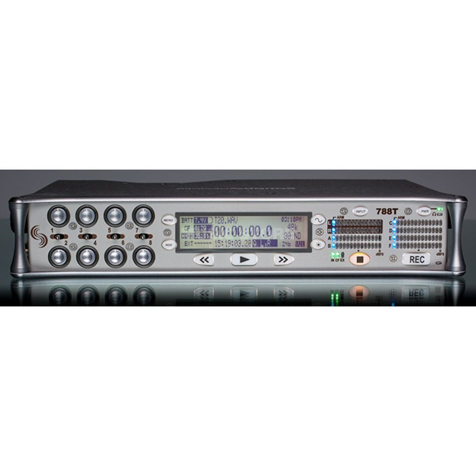 Sounddevices 788T Digital Audio Recorder  Produktbillede