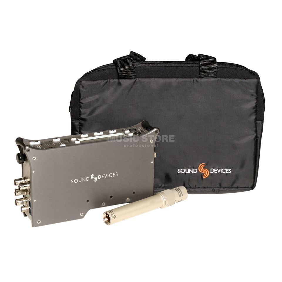 Sounddevices AR-744T Carrying Bag for 744T/722 Produktbillede