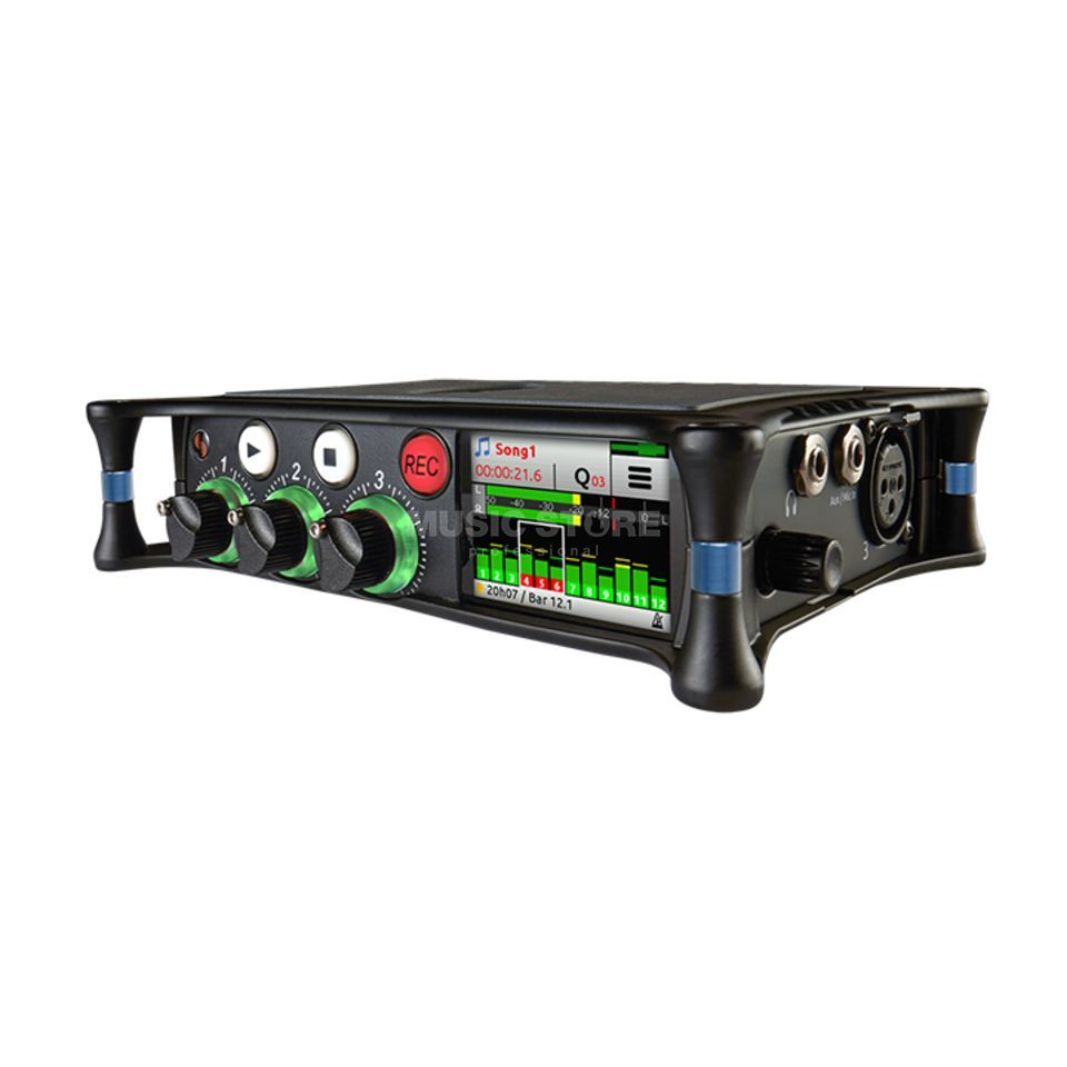 Sounddevices MixPre-3M Product Image