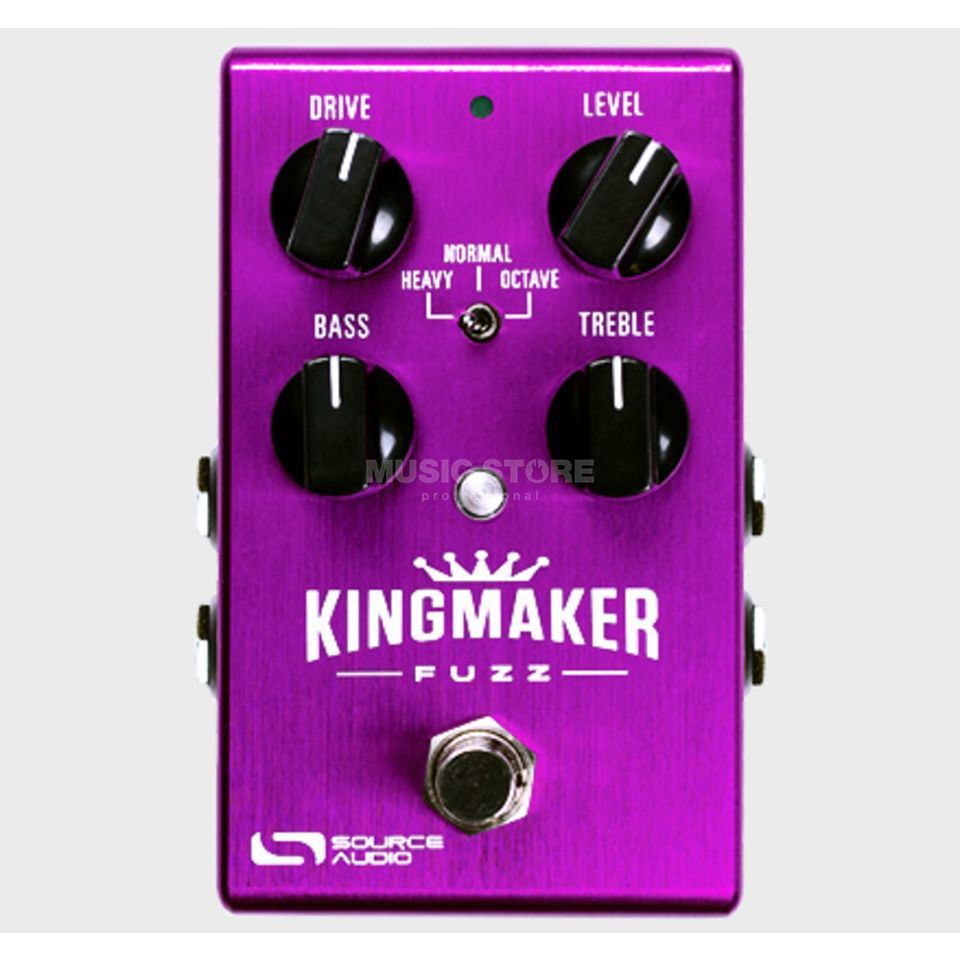 Source Audio Kingmaker Fuzz One Series Produktbillede