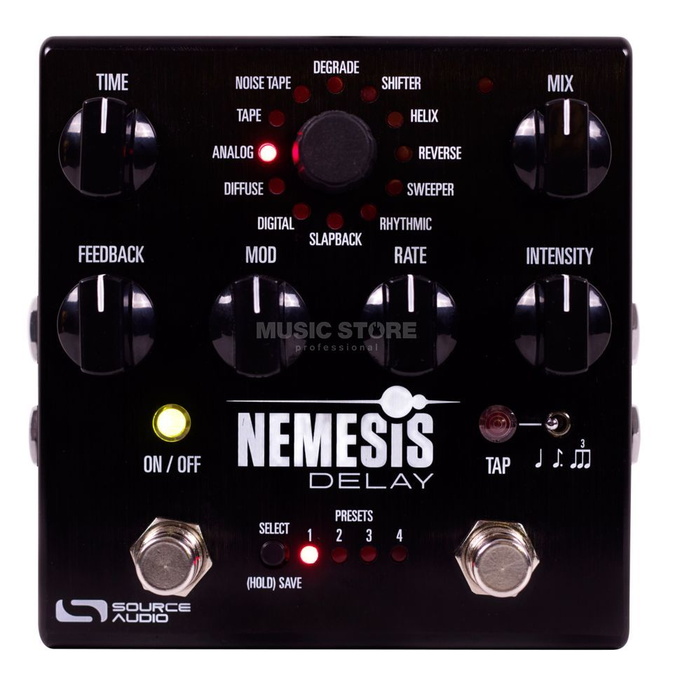 Source Audio Nemesis Delay One Series Produktbild