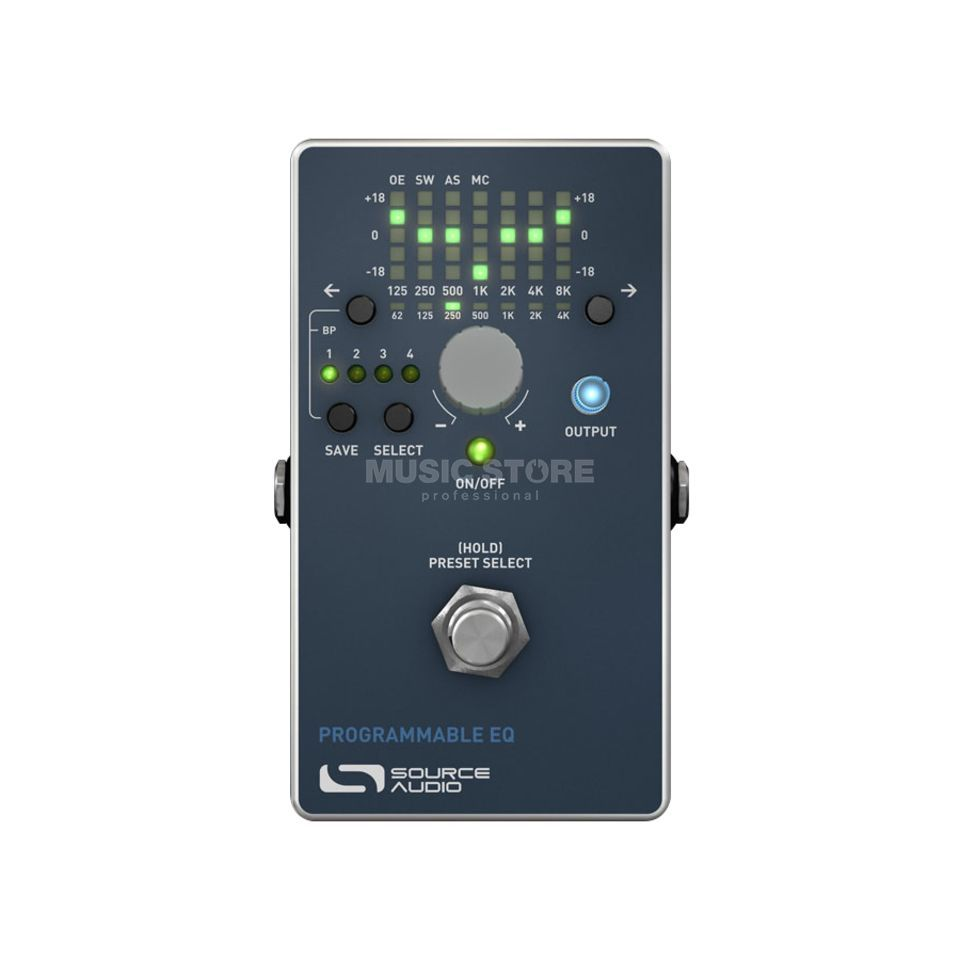 Source Audio Programmable EQ Produktbillede