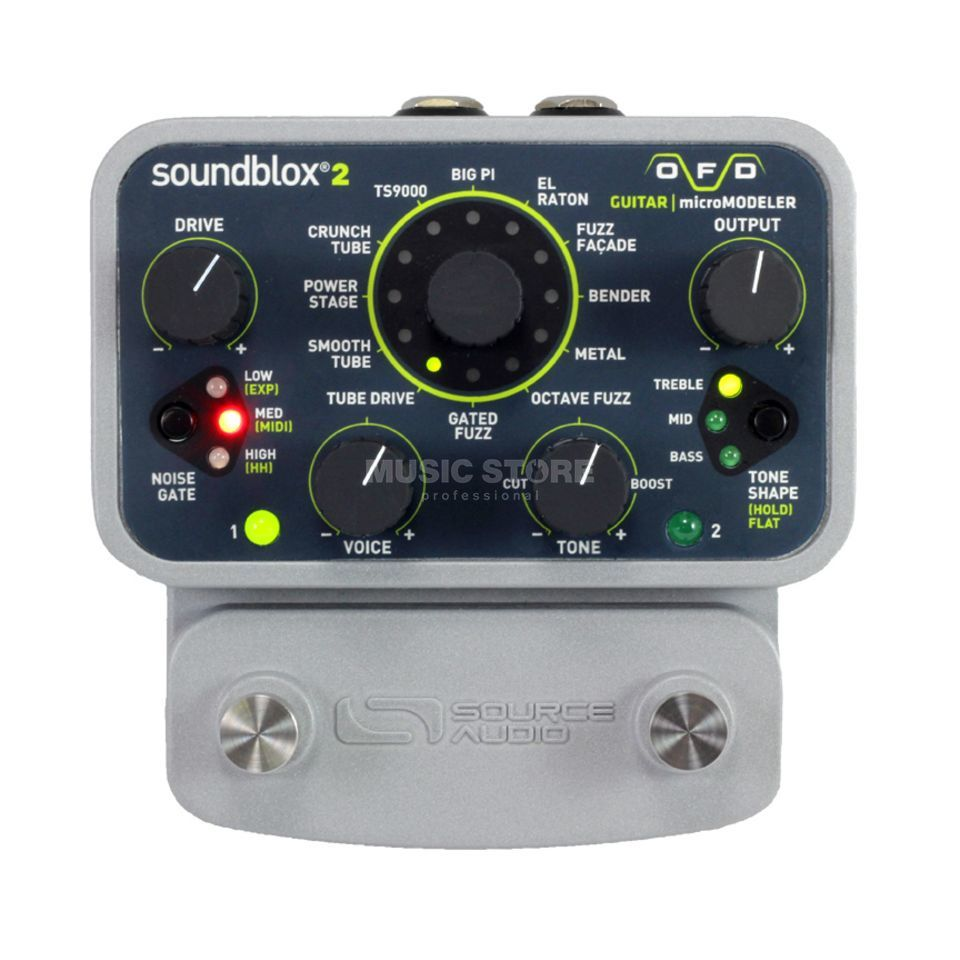 Source Audio Soundblox 2 OFD Guitar microModeler Produktbild