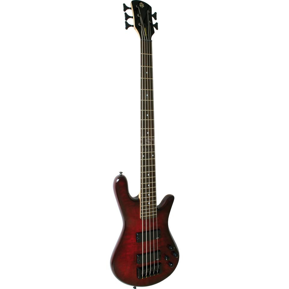 Spector Legend 5 Classic Black Cherry Gloss Productafbeelding