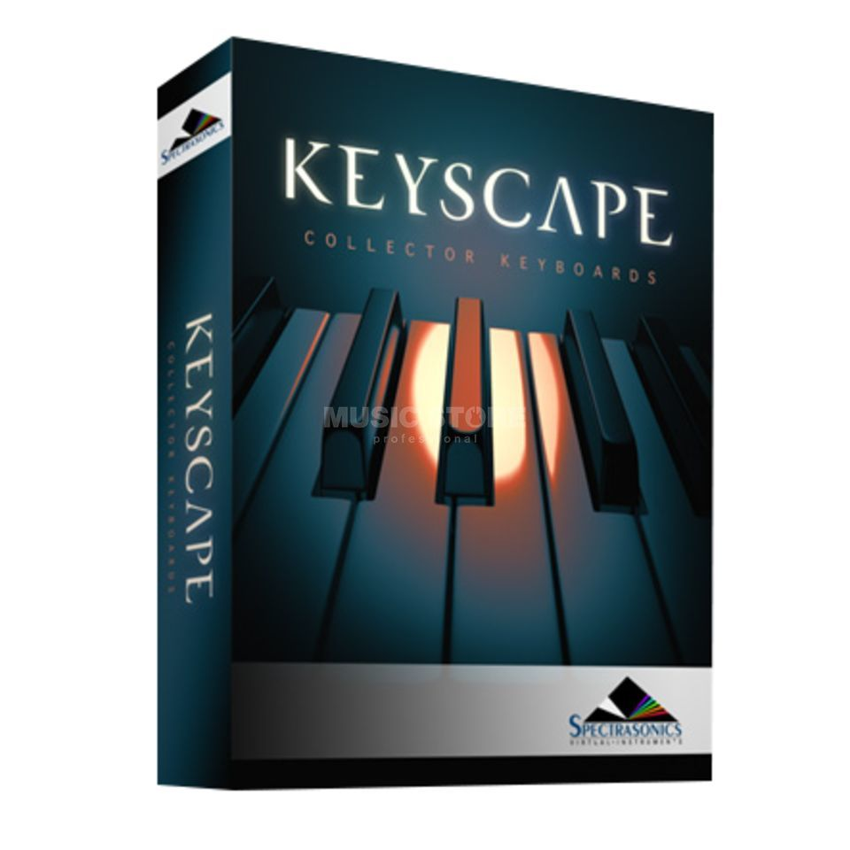 Spectrasonics Keyscape Collector Keyboards Produktbild