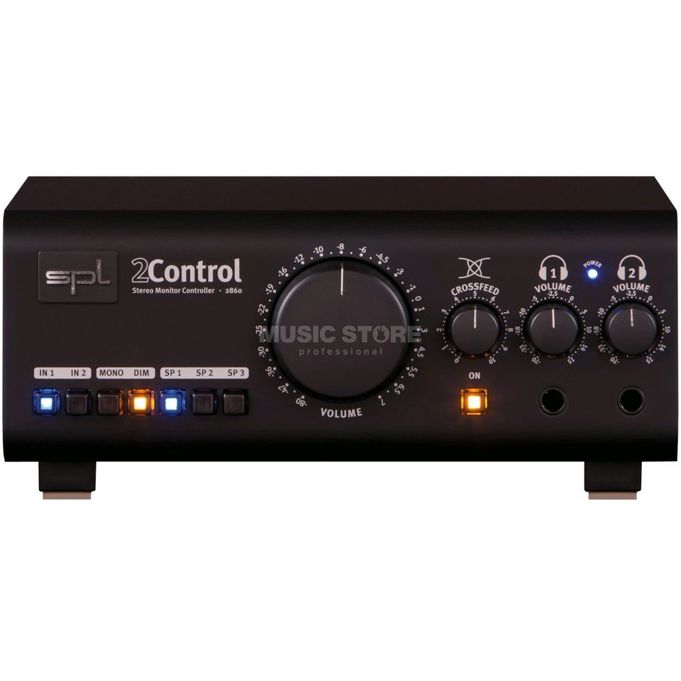 SPL Electronics 2Control Analogue Monitor Controller Product Image