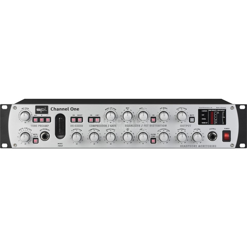 SPL Electronics Channel One Channel Strip Produktbillede